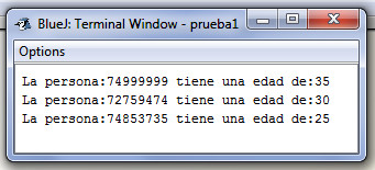for expandido y objeto Iterator java
